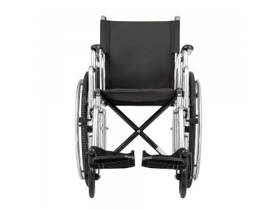 Кресло-коляска Base 130 хром. рама
