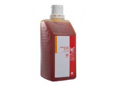 Диасептик 30 ОПК маркирующий кожный антисептик, 1 л.
