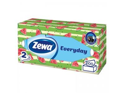 Бумажные салфетки Zewa cotton touch (100 шт.)