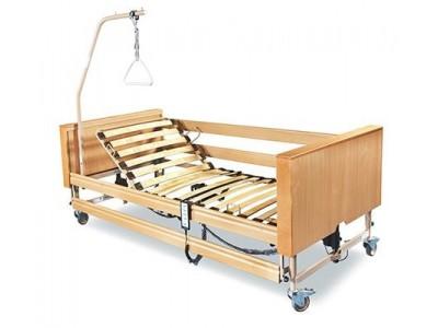Dali II Кровать функциональная четырёхсекционная с электроприводом с матрасом