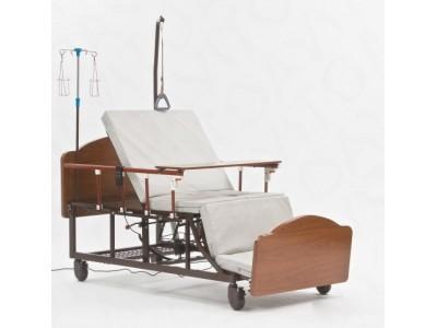 DB-11A Кровать-кресло с туалетом и возможностью полноценного подъёма с кресла
