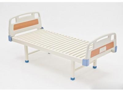 NV-0 Кровать медицинская с пластиковыми спинками