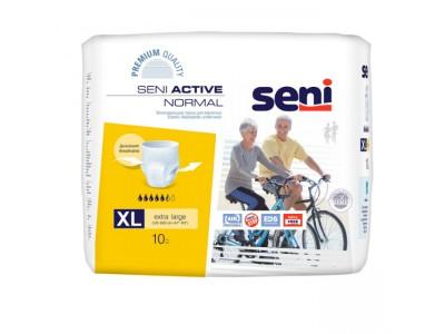 Трусы впитывающие Seni Active Normal XL (10 шт.)