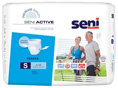 Трусы впитывающие Seni Active S (10 шт.)