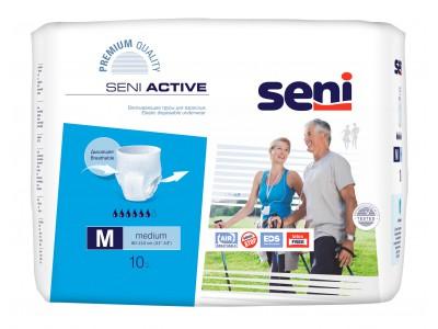 Трусы впитывающие Seni Active M (10 шт.)