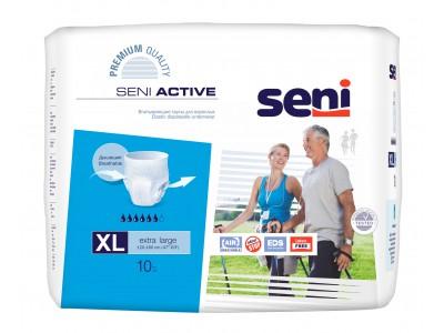 Трусы впитывающие Seni Active XL (10 шт.)