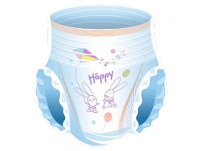 Подгузники-трусики Bella Baby Happy maxi 8-14 кг, (1 шт.)