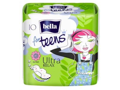Прокладки Bella for Teens Relax Deo, (10 шт.)