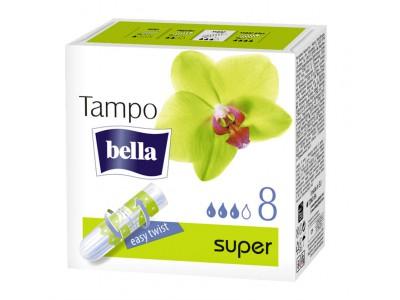 Тампоны Bella Premium Comfort Super, (8 шт.)