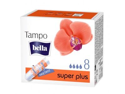 Тампоны Bella Premium Comfort Super Plus, (8 шт.)