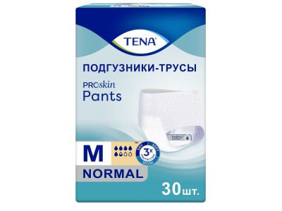 Трусы впитывающие TENA Pants Normal M (30 шт.)